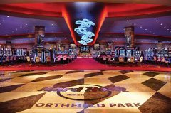 Hard Rock Rocksino Package