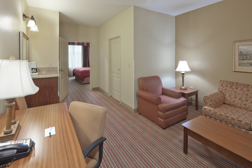 Amenities for King Suites
