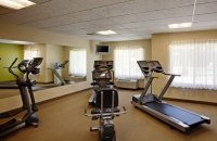 San Bernardino fitness center with treadmill