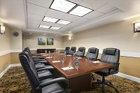 Event space at the Country Inn & Suites, Sunnyvale, CA