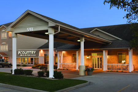 Country Inn & Suites, Chanhassen, MN hotel exterior