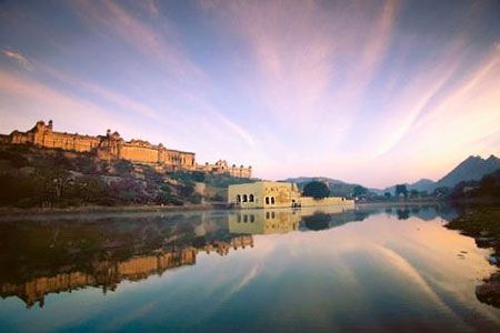 Grand Amber Fort