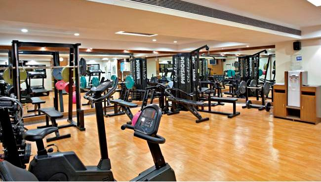 Fitness Centre with Spa