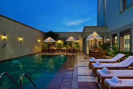 Hotel in Jalandhar with pool