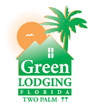 Florida Green Lodging logo