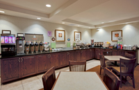 Hotel's Free, Hot Breakfast in Port Charlotte, FL