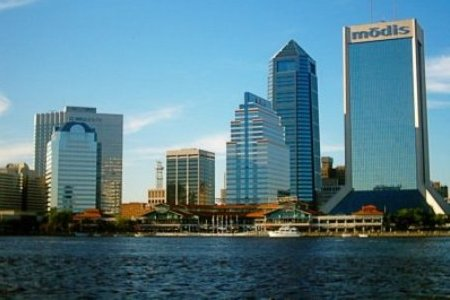 Beautiful Downtown Jacksonville