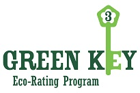 3 Green Key Rating