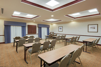 Meeting room with tables in Pinellas Park, FL