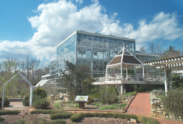 The State Botanical Gardens