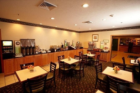 Hotel with Free, Hot Breakfast in Augusta