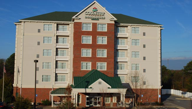 Hotel In Conyers