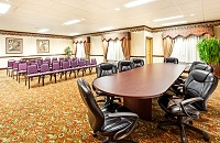 Hotel's Meeting Room in Hinesville