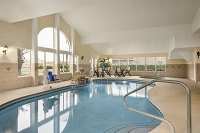 Kingsland hotel's indoor pool