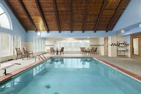Savannah hotel with indoor pool