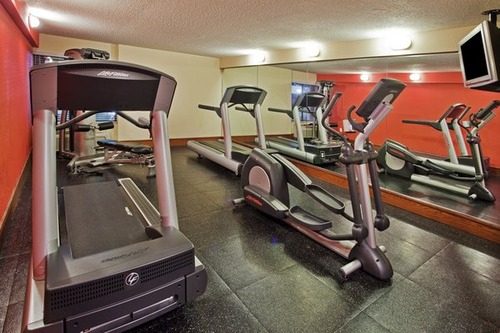 Get Fit in the Modern Cardio Room