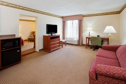 Two-room Suites for Extended Stays