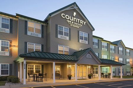Country Inn & Suites, Ankeny exterior