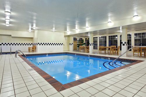 Large Indoor Pool