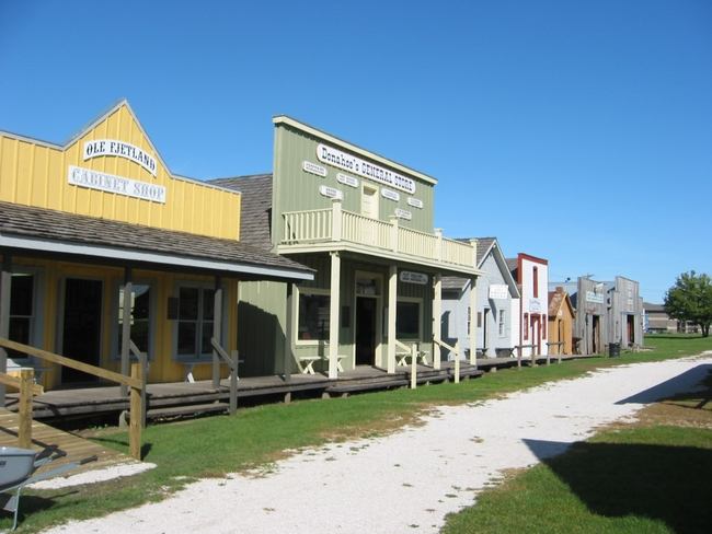 Fort Museum and Trading Post