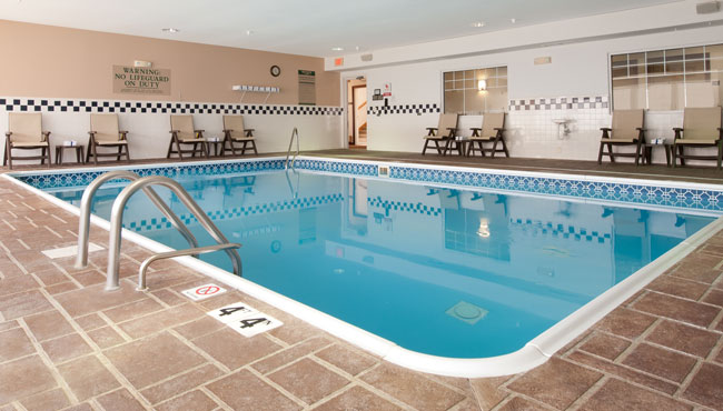 Country Inn & Suites Champaign Heated Indoor Pool