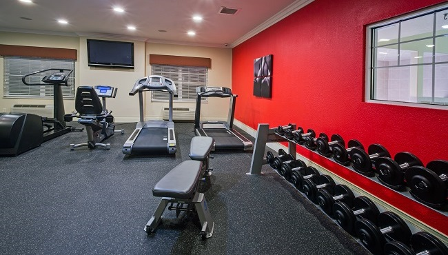 Country Inn & Suites Champaign Fitness Center