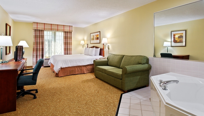 Whirlpool Suites Available