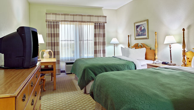 Country Inn & Suites Galena Guest Room Double