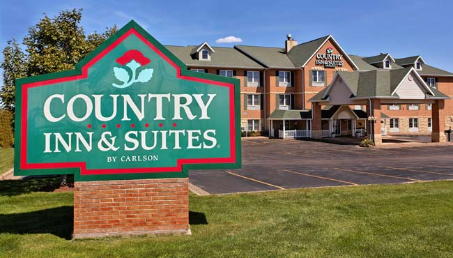 Country Inn & Suites Galena Exterior
