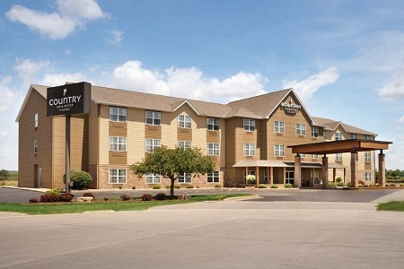Country Inn & Suites, Moline hotel exterior