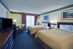 Country Inn & Suites, Naperville, IL two queen guest room