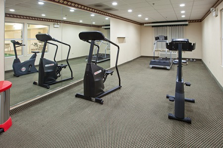 Fitness Center at the Country Inn & Suites, Chicago O'Hare South