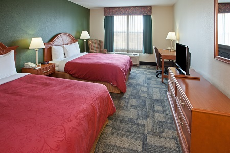 Hotel Rooms and Suites near the Chicago Airport