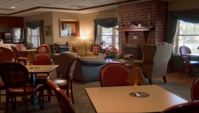 Schaumburg Il Dining Country Inn Suites Dining