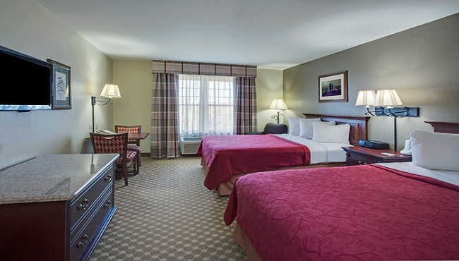 Schaumburg hotel rooms suites country inn suites rooms - 2 bedroom suites in schaumburg il ...