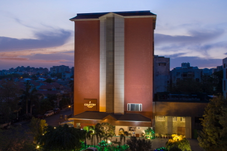 Country Inn & Suites, Ahmedabad hotel exterior