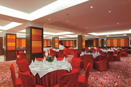 Elegant Ballroom at Country Inn & Suites, Amritsar