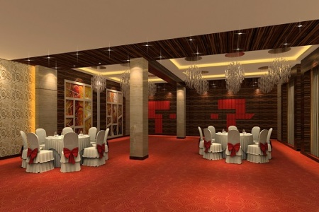 Hotel's Banquet Hall and Meeting Space in Bhiwadi, Rajasthan