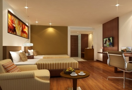 Modern Bhiwadi Hotel Rooms and Suites