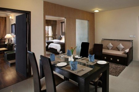 Suite at the Country Inn & Suites, Mussoorie