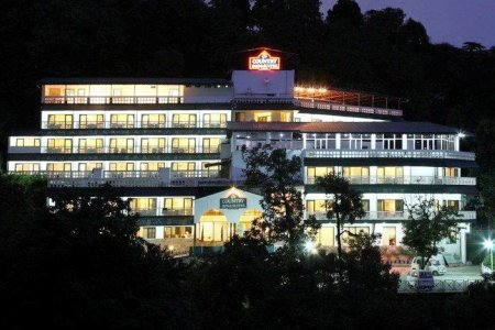 Exterior of the Country Inn & Suites, Mussoorie