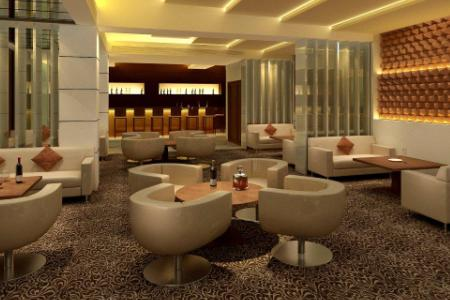 Bathinda, Punjab Hotel's On-site Bar