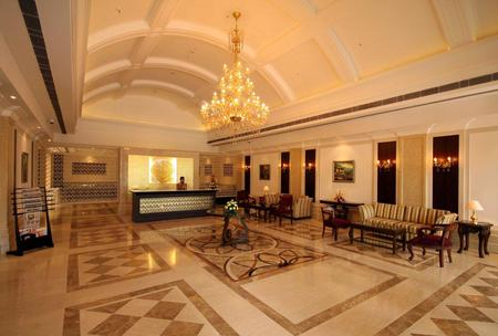 Delhi Hotel's Lobby at the Country Inn & Suites