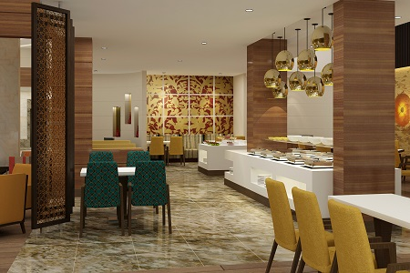 Mosaic Restaurant in Gurgaon with All-day Dining