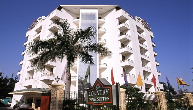Country Inn & Suites By Carlson, Haridwar Hotel Facade