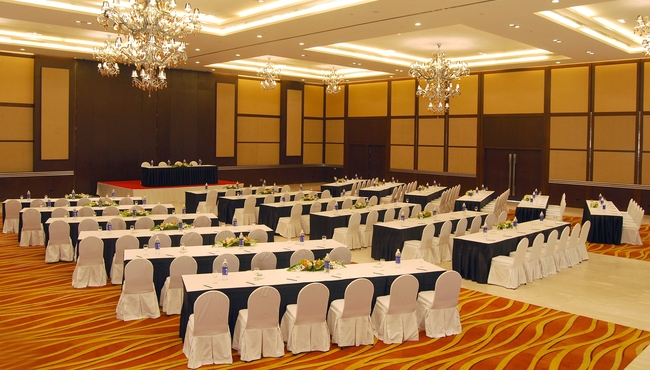 Well-equipped Event Space