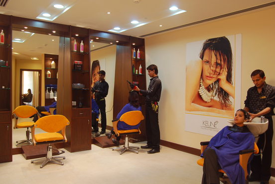 On-site Salon