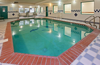 Elkhart Hotel's Indoor Pool