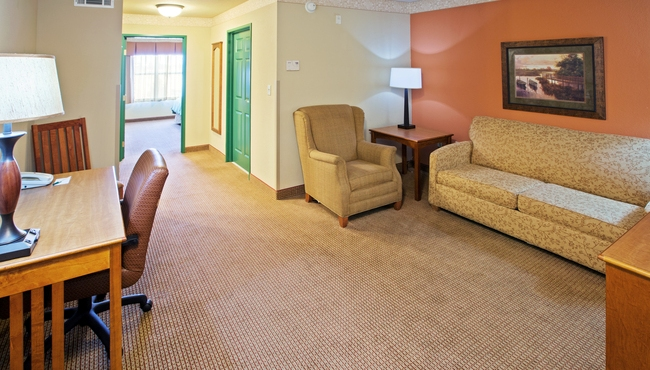 In-room Living Space