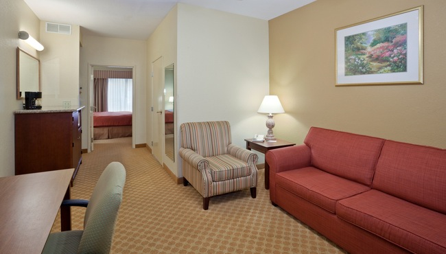 One-room King Suite